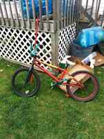Miracle 2014 bmx for sale