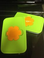 New Tupperware wipes containers