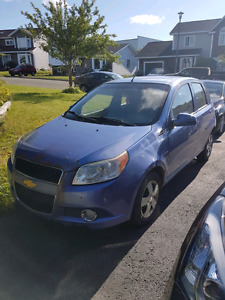 2009 Chevy Aveo5 LS Hatchback (For Parts)