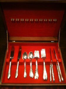 Very Old 1847 Rogers Community Silverware 1932 Circa NEVER USED