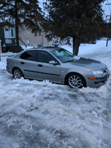 Trade for sale 2004 Saab 9-3