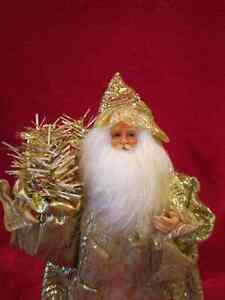 Christmas Santa Clous Table Decoration/Tree Topper Regina Regina Area image 2
