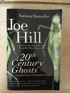 JOE HILL-20th Century Ghosts soft cover