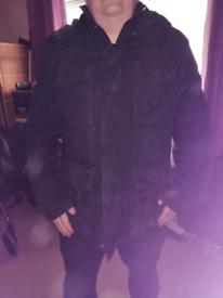 Black Parker jacket