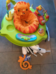 Exerciseur rainforest jumperoo fisher price