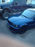 BMW 323CI FOR TRADE OTHER BMWS OR EUROS
