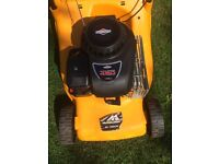 McCulloch 40-450cpr petrol lawnmower with Briggs&Stratton Engine