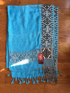 Brand New With Tags Pashmina