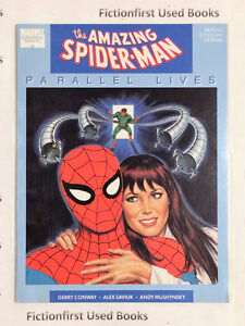 """Graphic Novel: """"The Amazing Spider-Man, Parallel Lives"""""""