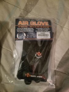 Impacto anti-vibration mechanics air glove
