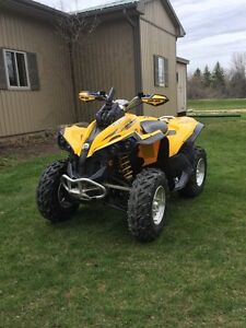 Great condition Can am renegade 500