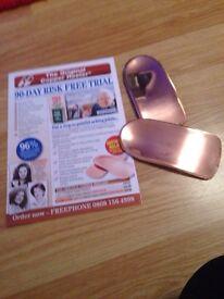 Copper Insoles(heel)