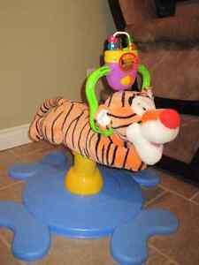 Tiger bouncer