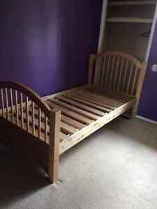 A single bed frame!