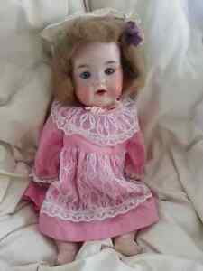 "Antique doll 16"" ARMAND MARSEILLE    BISQUE London Ontario image 1"
