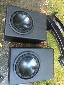 Alpine type r subwoofers