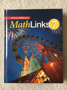 Textbook - Math Links 7