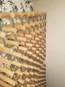 64 Bottle Wine Rack