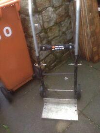Sack barrow trolley no longer use it £12.00