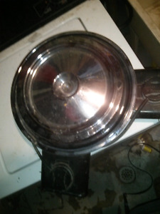 Auto therm AC breather with filter and chrome cover Gm