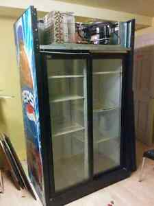Wanted QBD 2 or 3 door Pepsi Coke fridge