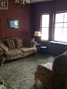 Vintage couch, loveseat and chair