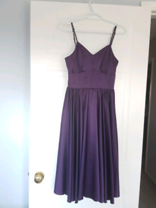 Purple TRISTAN dress