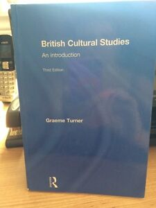 British cultural studies an introduction