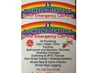 24h Emergency Plumber, Heating, Gas, Plumbing work