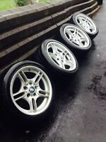 "4 BMW 17"" mags"