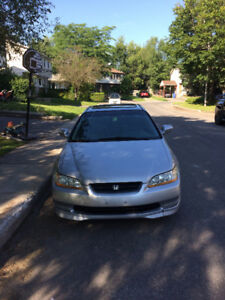 1999 Honda Accord EX Coupe (2 door) nego