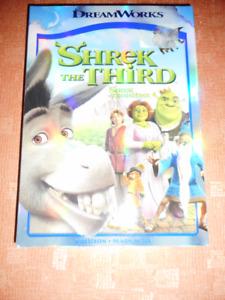dvd SHREK 3