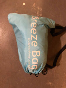 Breeze Bag in Light blue Brand new (used twice)