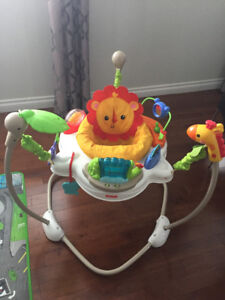 Jumperoo discovery ficher price