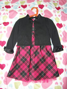 Christmas Set for Girls size 3/4T – Like New