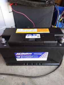 AC DELCO 49A BATTERY LIKE NEW