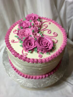 HOMEMADE CUSTOM CAKES  & CUPCAKES for all occasions