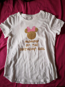 Mommy of the birthday girl shirt !