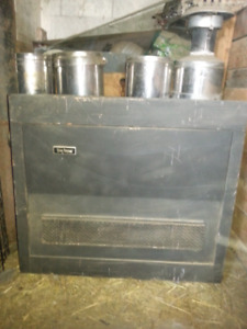 REDUCED! Duo-Therm Propane Furnace plus Chimney