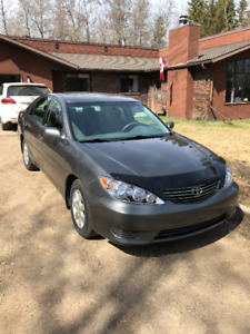 2005 Toyota Camry LE (Reduced from $5500)