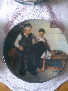 10 collector plates various artists 2.00 each London Ontario image 7