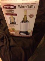 Brand new never used never opened wine chiller