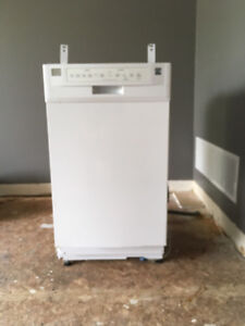 USED MINI  SIZED APARTMENT  DISHWASHER (KENMORE) FOR SALE