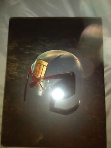 Dredd Sealed Steelbook Filmarena E3 Czech Hardbox