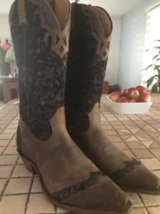 Bottes de cowboy BOULET Femme Gr 9