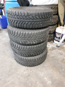185/65 R15 winter tires