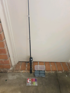 Kids  fishing rod and tackle Fawkner Moreland Area Preview
