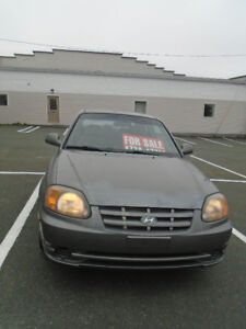2005 HYUNDAI ACCENT ONLY 126,000 KILOMETERS(BUY TODAY&SAVE $$$$$