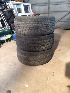 3 winter tires for sale