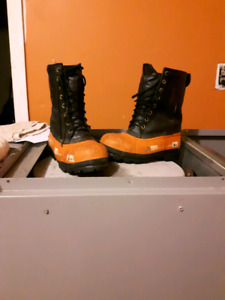 Work Boot Logging